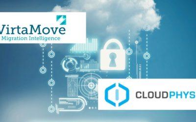 VirtaMove and CloudPhysics Co-Announce Strategic Partnership to Accelerate Application Modernization